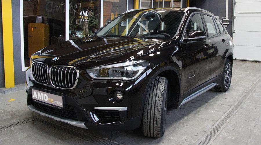 Керамическое покрытие Opti Coat Pro BMW X1