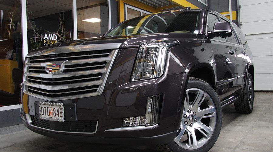 Защитное покрытие Opti-Coat Pro Cadillac Escalade