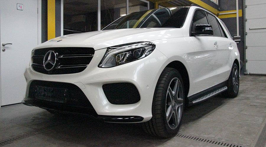 Керамическое покрытие Opti-Coat Pro Mercedes