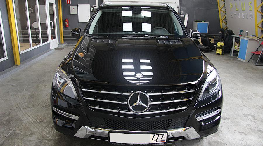 Покрытие Optimum Gloss Coat Mercedes-Benz ML-350