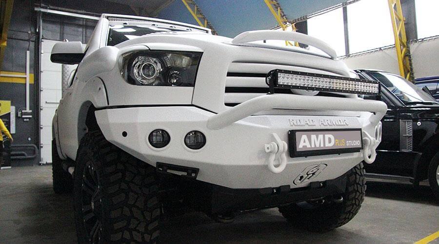 Защитное покрытие Formula Plus Toyota Tundra