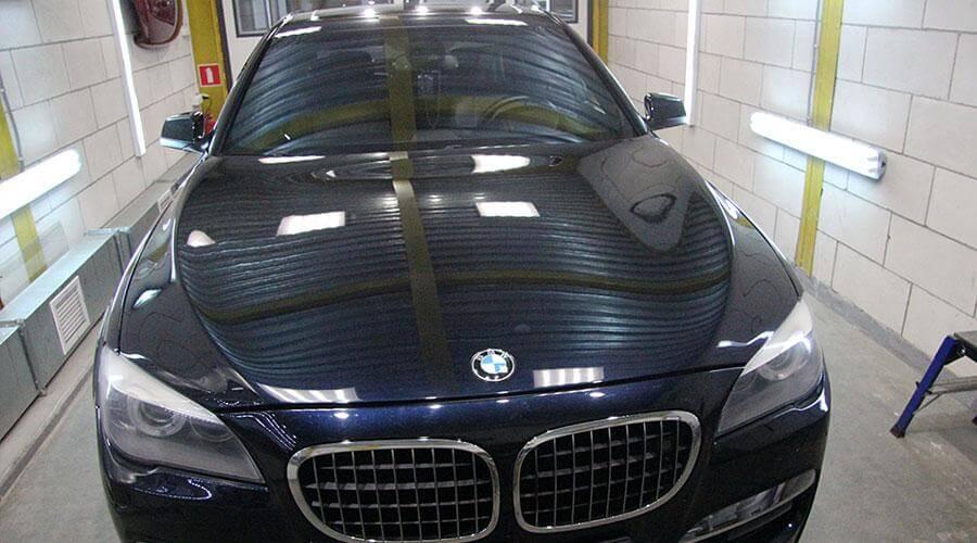 Покрытие Opti-Coat Pro BMW 750i