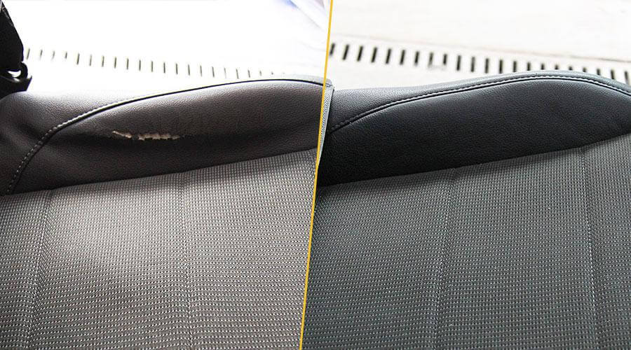 Замена элемента подушки водительского кресла Opel Insignia