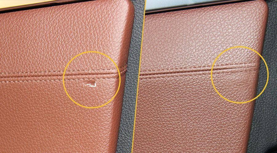 Ремонт дверной обшивки BMW