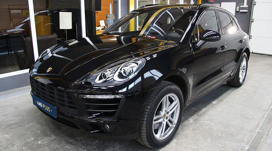 Защитное покрытие Optimum Gloss Coat Porsche Macan S