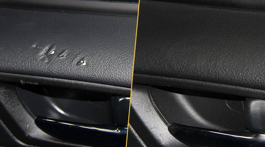 Ремонт салона Subaru Outback