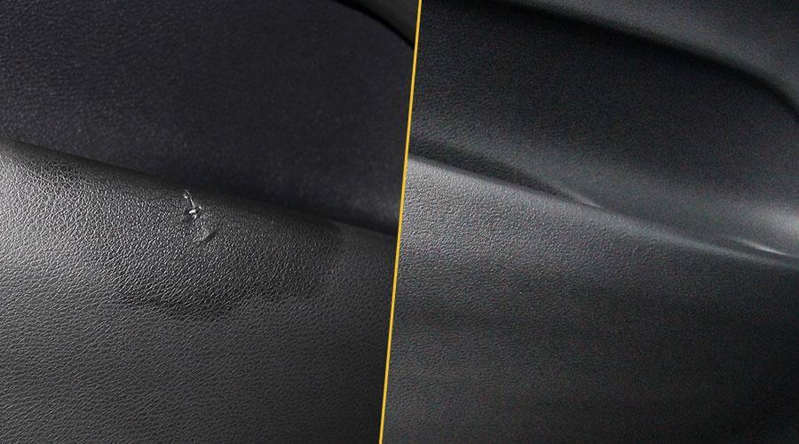 Ремонт обивки двери BMW X5