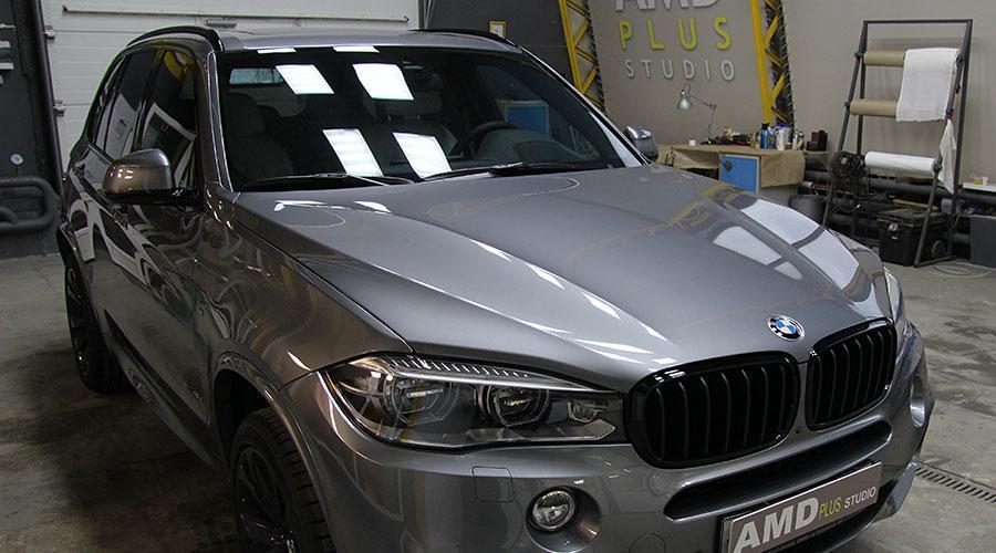 Керамическое покрытие Opti-Coat Pro BMW X5