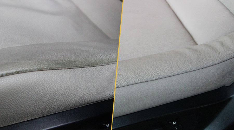 Восстановление наполнителя сиденья BMW X6