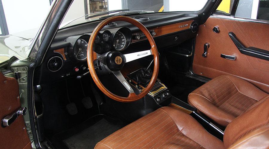 Озонирование салона Alfa Romeo