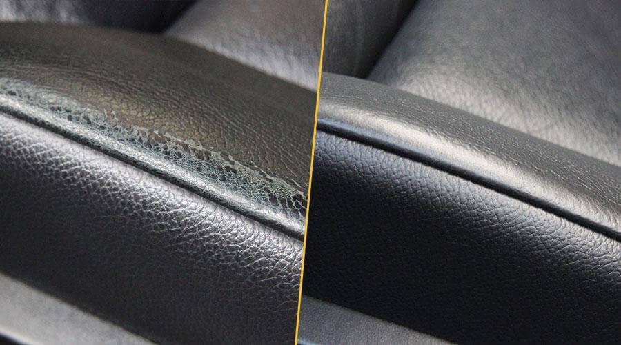 Локальная покраска сиденья BMW X5