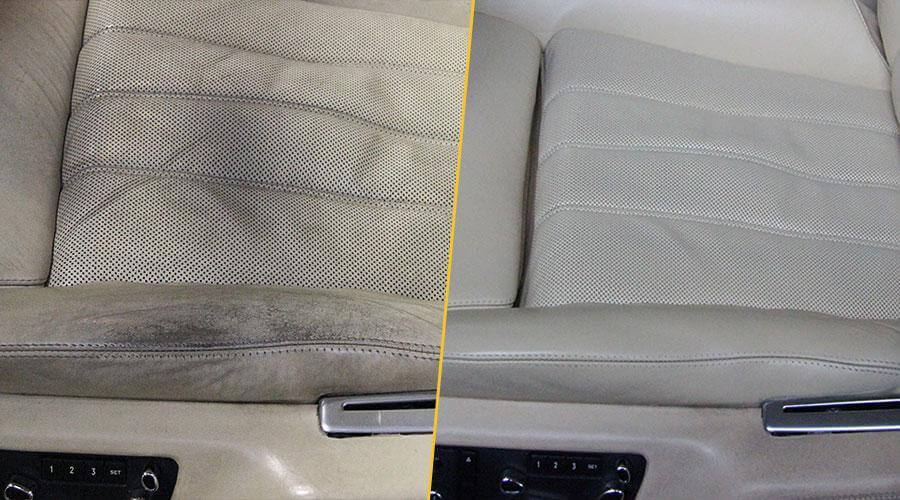 Покраска сиденья Bentley