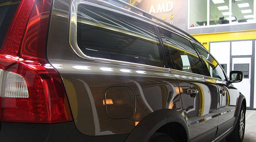 Защитное покрытие Optimum Gloss-Coat Volvo XC70