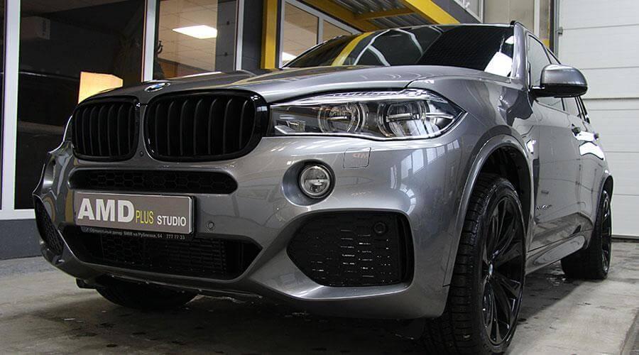 Защитное покрытие Opti-Coat Pro BMW X5