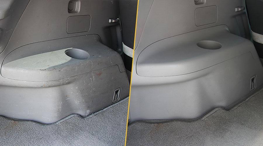 Ремонт пластика Toyota Highlander