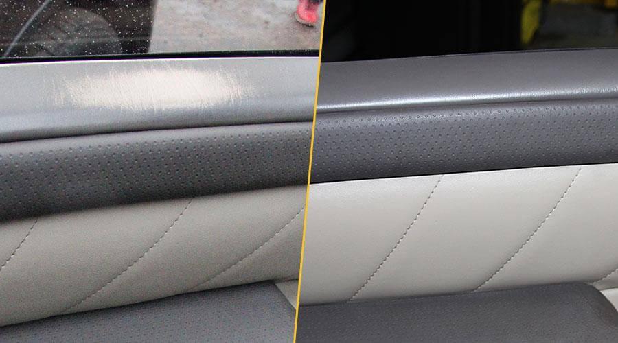 Покраска двери Toyota Land Cruiser