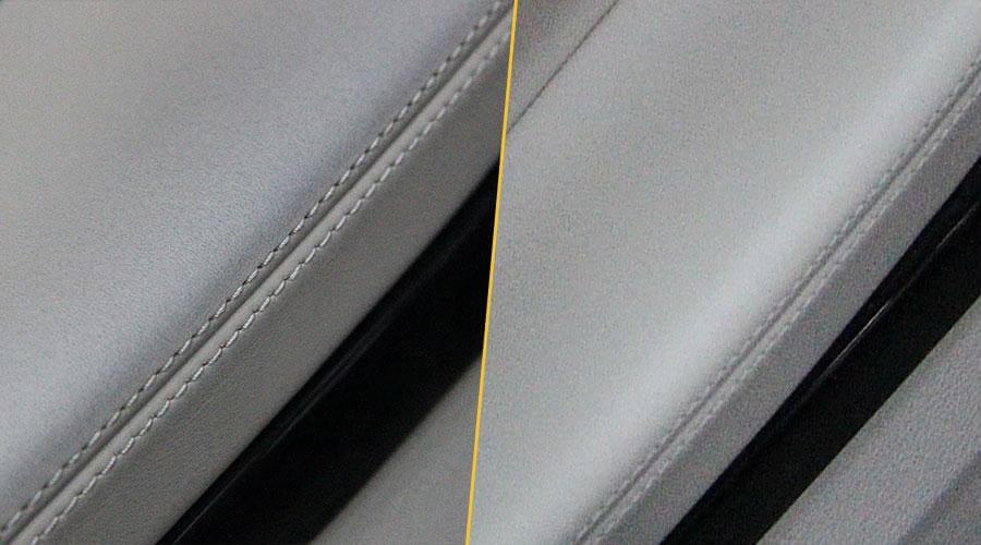 Покраска ручки двери BMW