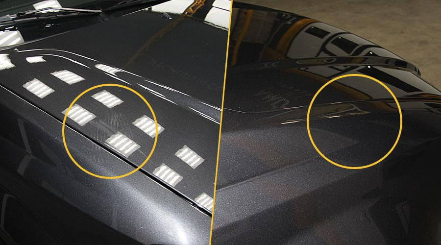 Полировка кузова Lancia Voyager
