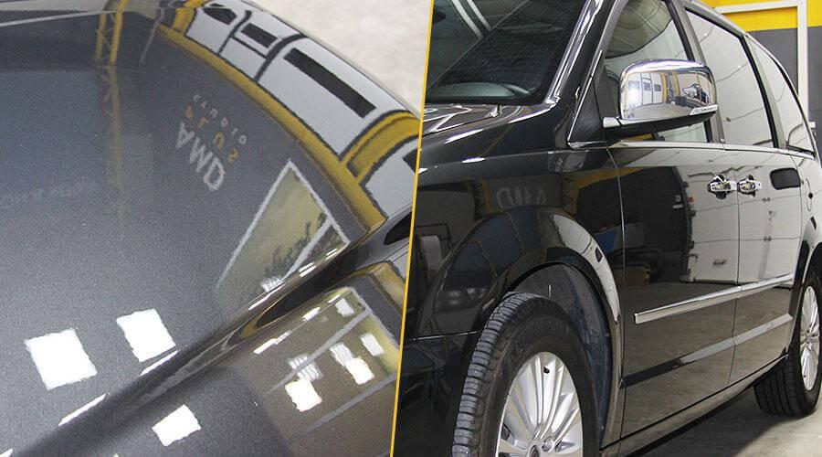 Жидкое стекло Opti-Coat Pro Lancia Voyager