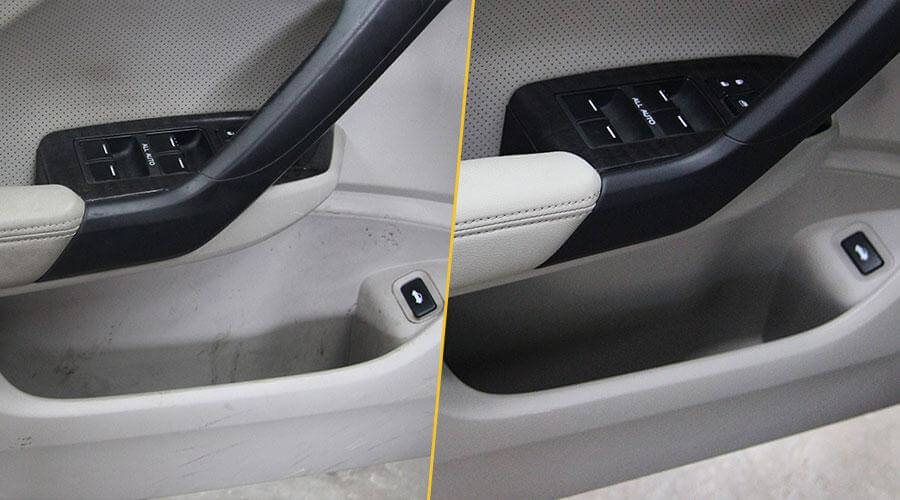 Фирменная комплексная химчистка Honda Accord