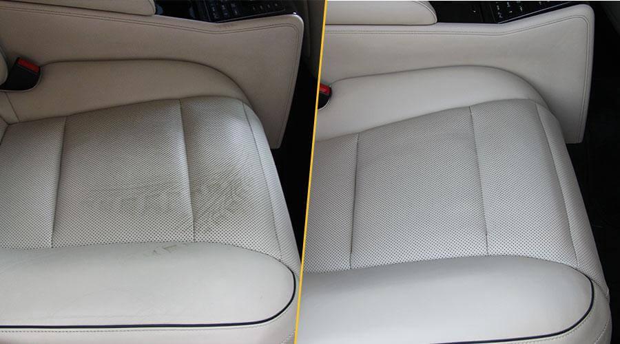 Реставрация салона авто Hyundai Equus