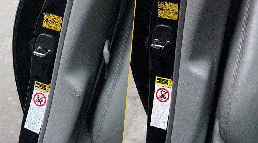 Ремонт пластика Lexus