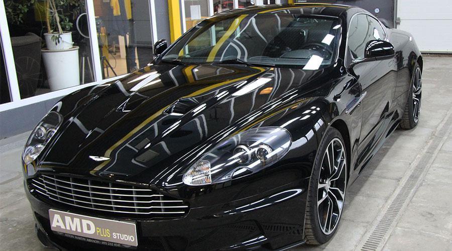 Защитное покрытие Opti Coat Pro Plus Aston Martin