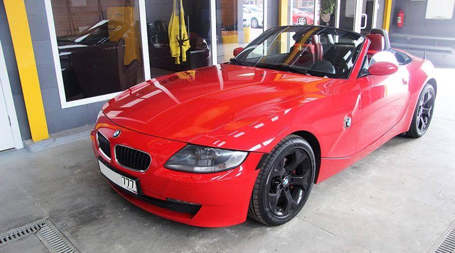 Защитное покрытие Opti-Coat Pro BMW Z4