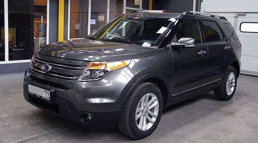 Защитное покрытие Opti-Coat Pro Ford Explorer