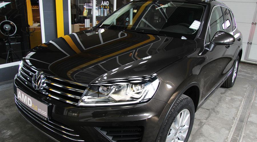 Детейлинг мойка Volkswagen Touareg