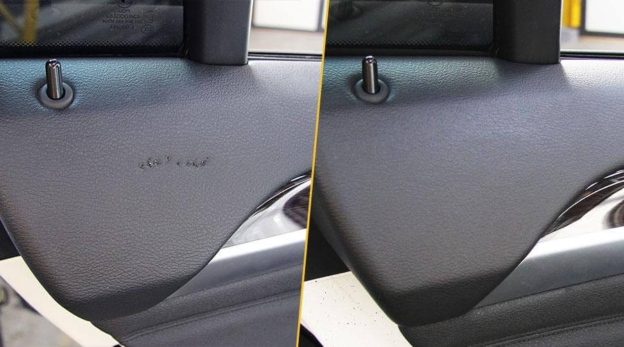 Ремонт обшивки двери для BMW X6