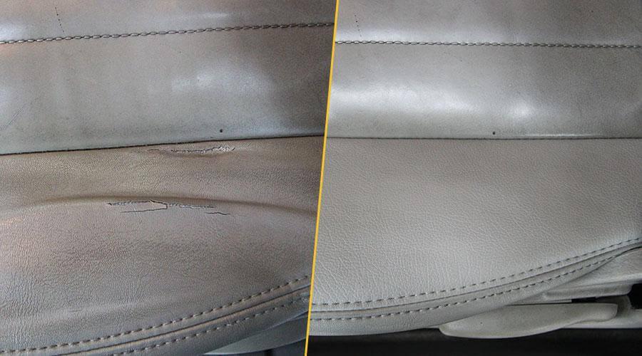 Замена поврежденного элемента сиденья Jeep Cherokee