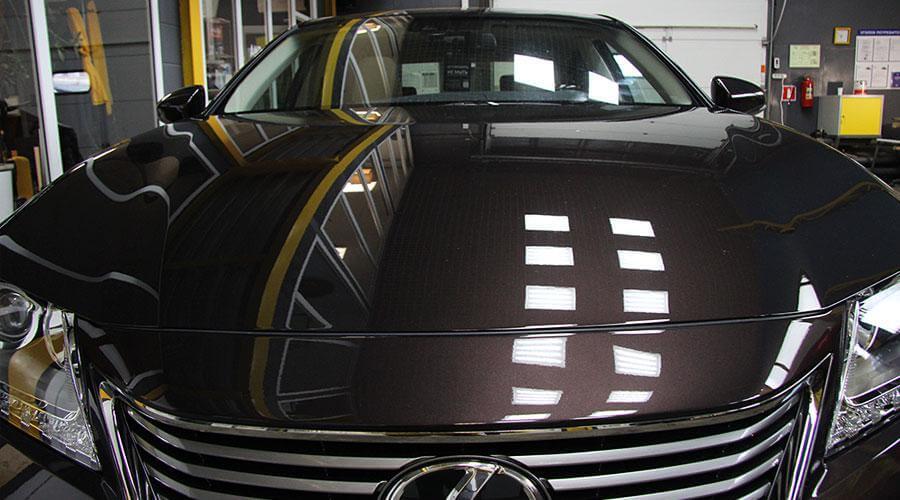 Защитное покрытие Opti-Coat Pro Lexus ES350