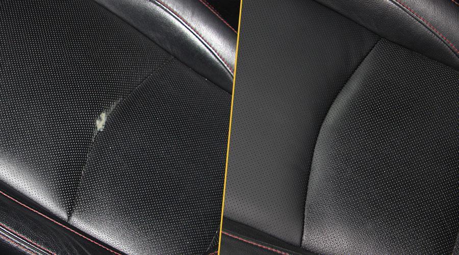 Локальная замена элемента сиденья Mazda