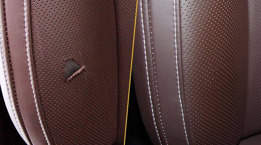 Ремонт кресла Mercedes V250d
