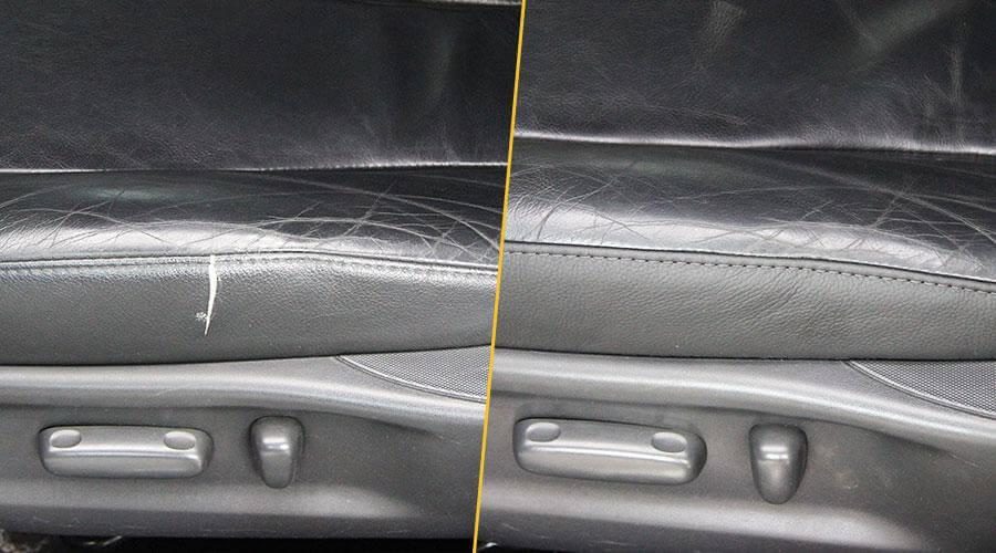 Ремонт сиденья Toyota Camry