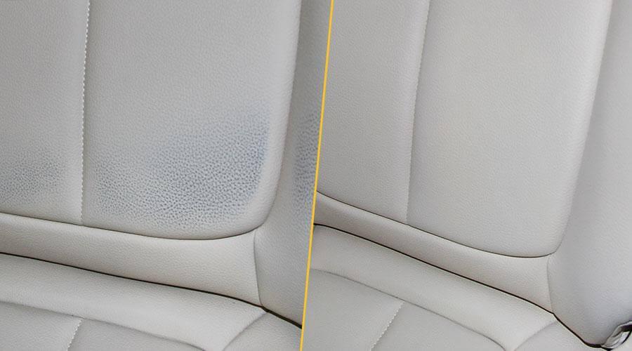 Химчистка сиденья BMW X1