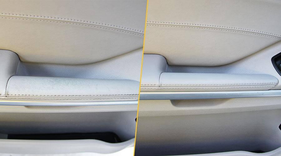 Ремонт и покраска ручки двери Mercedes-Benz GL-500