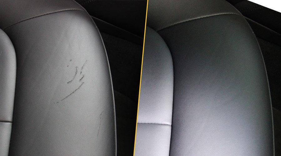Восстановление сиденья Audi A7