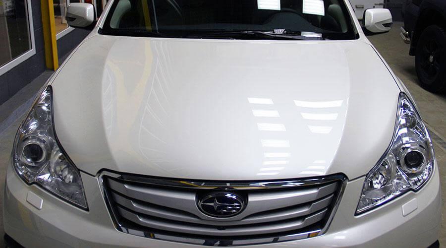 Полировка кузова Subaru Outback