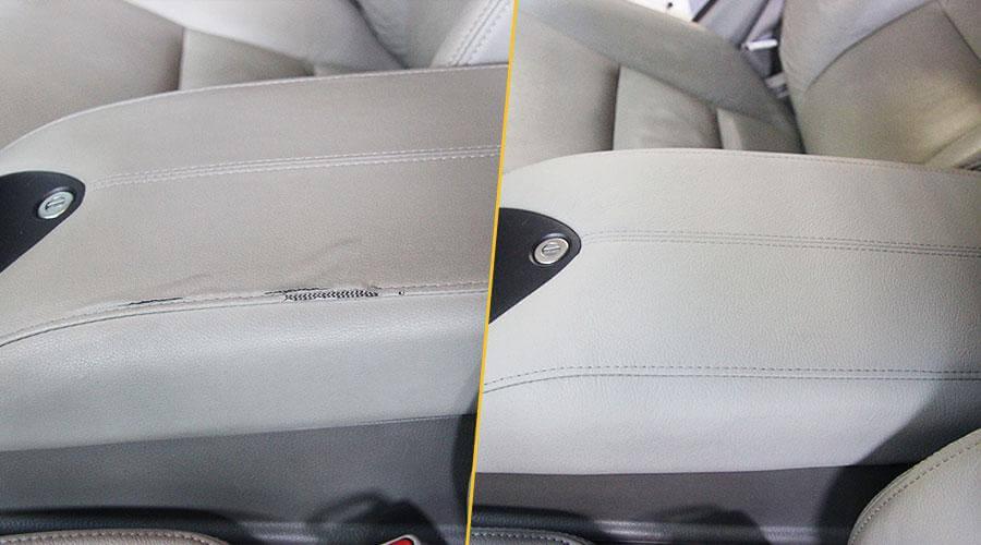 Перетяжка подлокотника Acura MDX
