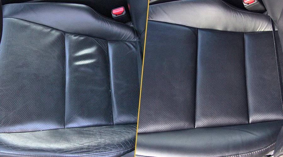Восстановление наполнителя сиденья Honda Accord