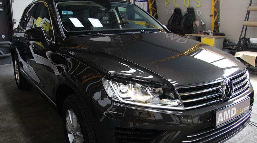 Защитное покрытие Opti-Coat Pro Volkswagen Touareg