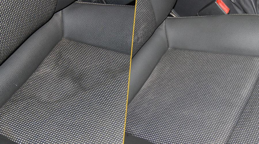 Химчистка сидений Opel Astra