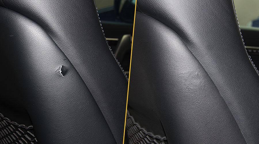 Ремонт сиденья Toyota Land Cruiser