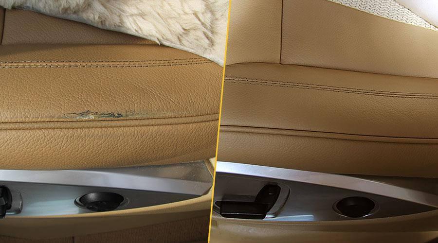 Ремонт сиденья Mercedes GL350