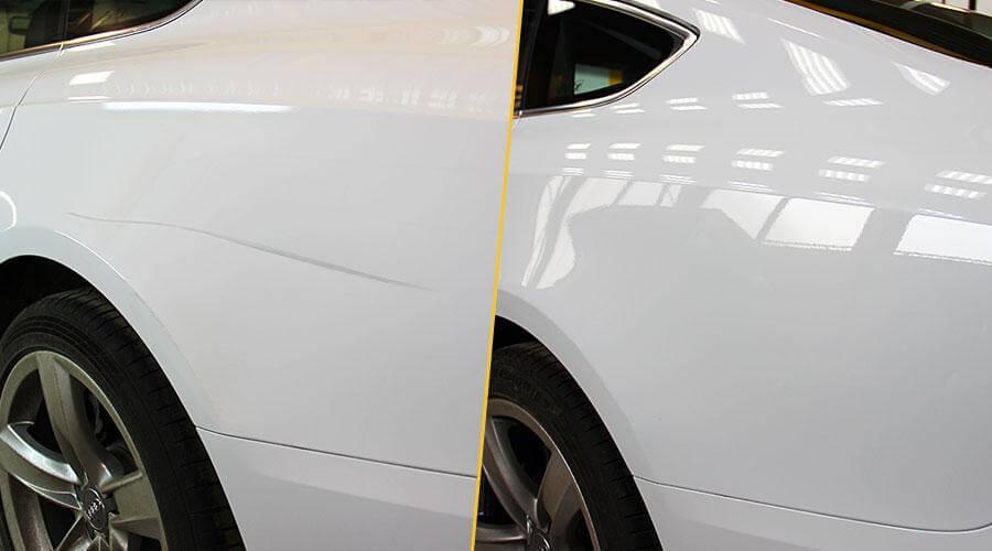 Восстановительная полировка Audi A5