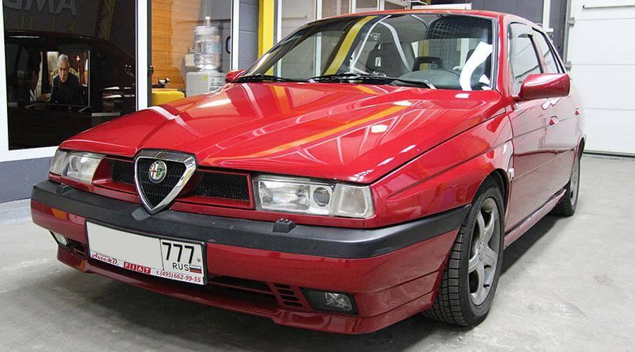 Полимерное покрытие Optimum Opti Seal Alfa-Romeo 155 Q4