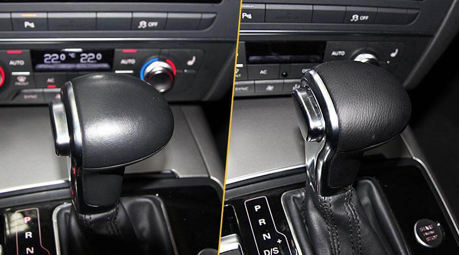 Перетяжка ручки АКПП Audi A6