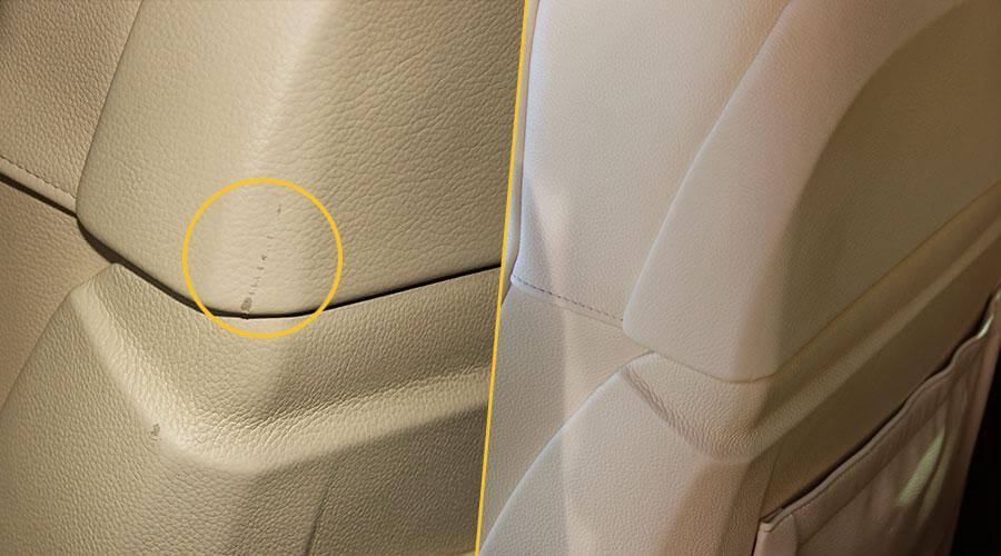 Комплексная реставрация салона BMW X5